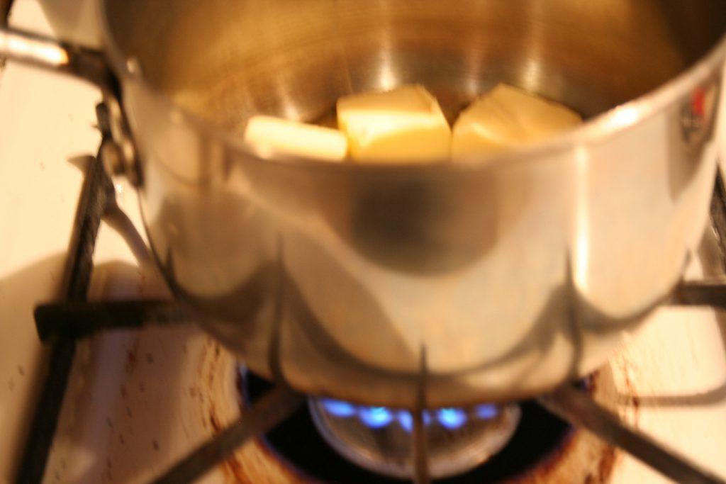 Melting butter ~ Lifeofjoy.me