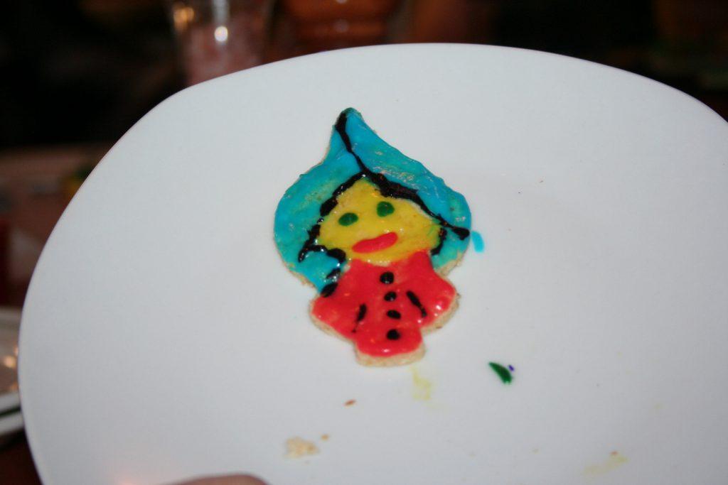Ornament gal cookie ~ LIfeofjoy.me