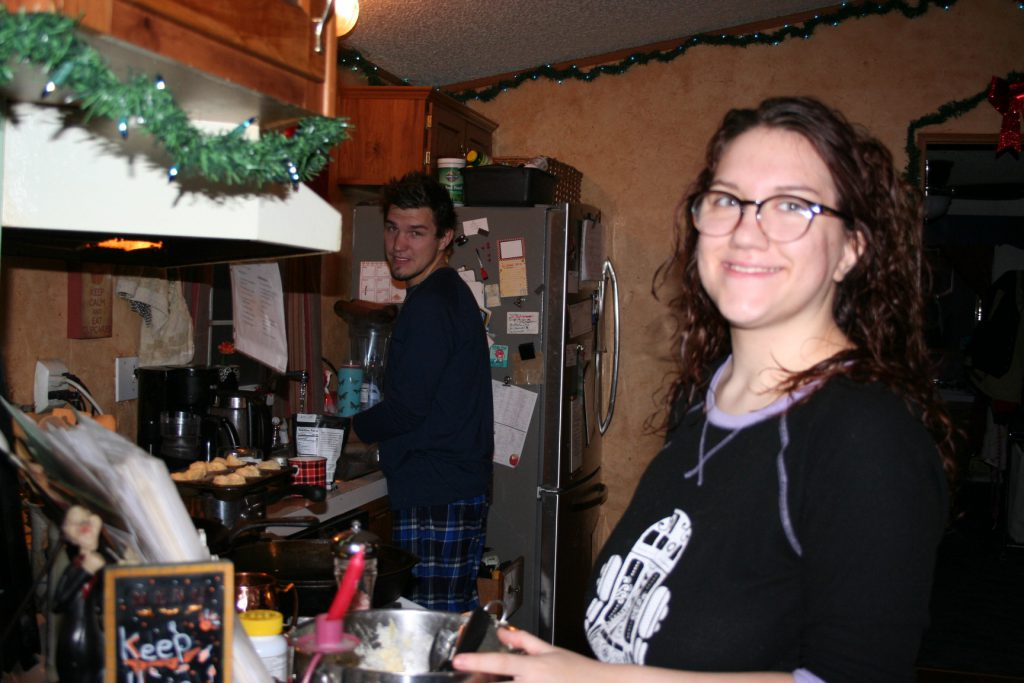 Xmas Breakfast '18 ~ Lifeofjoy.me