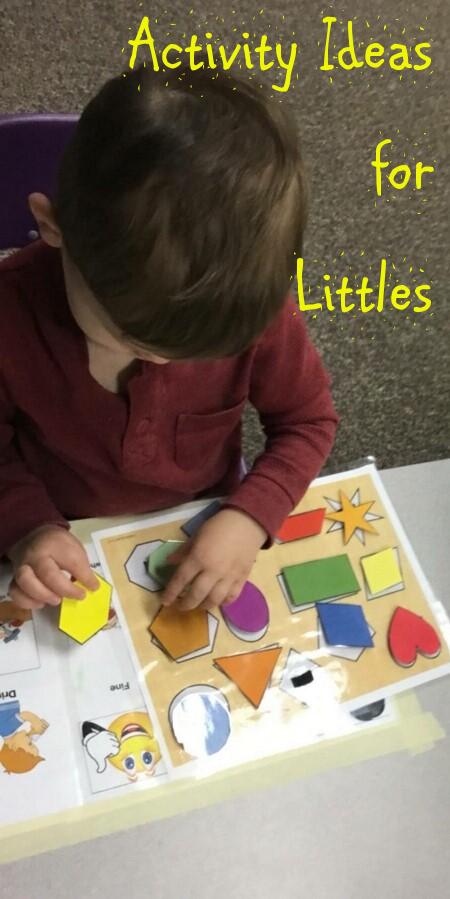 Activity Ideas Preschoolers ~ Lifeofjoy.me