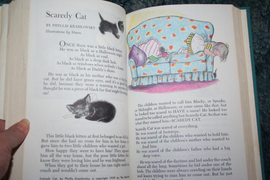 Sample page Jr Classics Collier's ~ Lifeofjoy.me